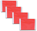 Official Corner Flag Replacement Flags: [Set of 4]