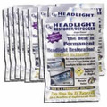 10-Pack - Do-It-Yourself Headlight Restoration Kit