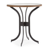 "3299 Outdoor 36"" Round Bar Height Table"