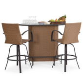 3200 Series Outdoor 3Pc. Bar Set