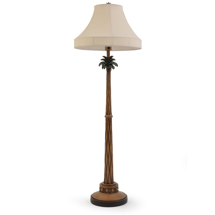 palm tree floor lamp. Black Bedroom Furniture Sets. Home Design Ideas