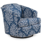 2100 Swivel Tub Chair-210SG