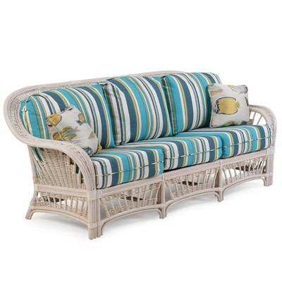 4403 Rattan Sofa