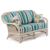 4402 Rattan Loveseat