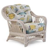 4401 Rattan Lounge Chair