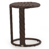 6318 Outdoor Round End Table