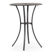 7130BT Cast Aluminum Bar Table