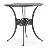 7142BT Cast Aluminum Bar Table