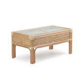 5529 Rattan Cocktail Table