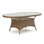 6072 Patio Oval Table