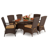 6000 Series Outdoor 7pc Dining Set