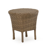 6018 Patio Woven Tea Table.