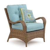 6001  Outdoor Woven Club Chair