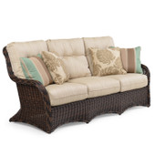 Outdoor Wicker Sofa  4303