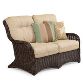Outdoor Wicker Loveseat  4302