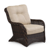 Outdoor Wicker Lounge Chair  4305