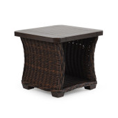 Outdoor Wicker End Table 4320