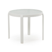 1420 Patio Table White