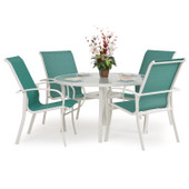 1400 Series 5PC Dining Set