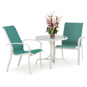 1400 Series 3PC Dining Set  Emerald