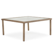 "Dining Table 62"" Square 6662"