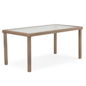 "62"" X  34"" Rectangle Dining Table"