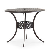 7142  Cast Aluminum Bar Table