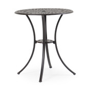 7130CTCast Aluminum Counter Table