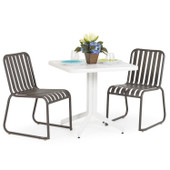 Three piece outdoor Dining Set