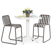 Three piece outdoor Counter Set