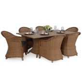 Outdoor 7PC Dining Table