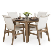 Outdoor Round Dining Set
