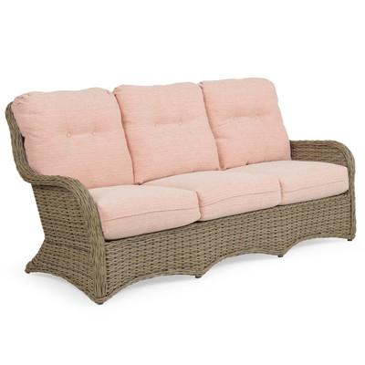 Outdoor Wicker Sofa  4303