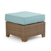 6308 Outdoor Storage Ottoman Oyster Grey