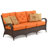 6003 Outdoor Sofa Tortoise Shell