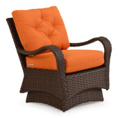 6006 Patio Spring Chair Tortoise Shell