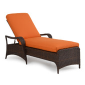 6009 Patio Chaise Lounge Tortoise Shell