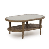 6029 Outdoor Cocktail Table Oyster Grey