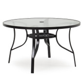 1448 Patio Dining Table Bronze
