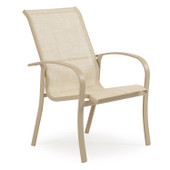 1410 Patio Dining Chair Sand