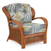 3501 Rattan Lounge Chair