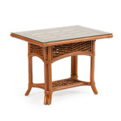3520 Rattan End Table