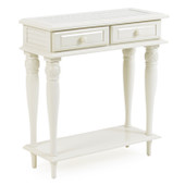 8995 Entry Table  in Ivory