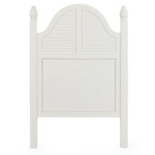 8907 Twin Headboard in Ivory
