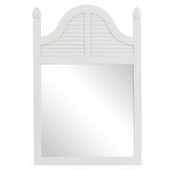 8901 Bedroom Mirror Ivory