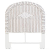 3307 Wicker Twin Headboard Cotton