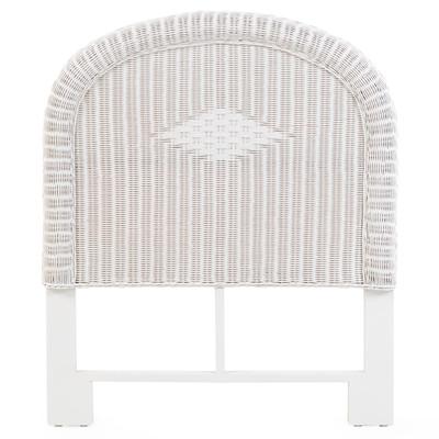3307 Wicker Twin Headboard Cotton
