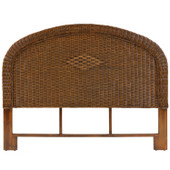 3707 Wicker Full/Queen Headboard