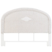 3707 Wicker Full/Queen Headboard Cotton