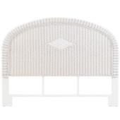 3707 Wicker Full/Queen Headboard Cotton
